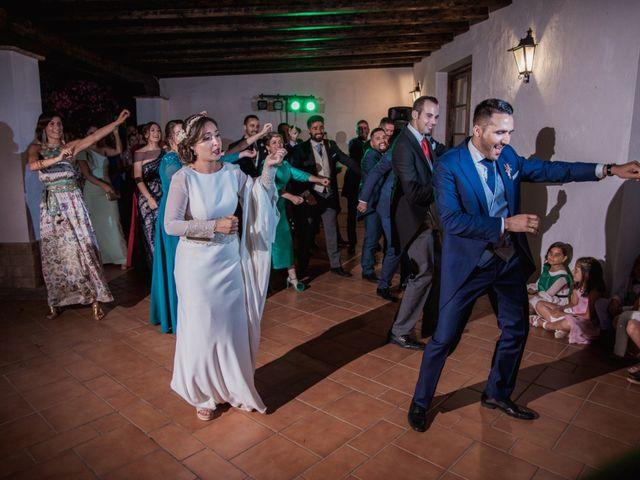 La boda de Juanmi y Yoli en Ubrique, Cádiz 39
