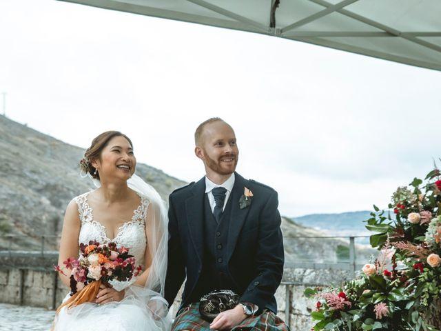 La boda de Calum y Sze San en Cuenca, Cuenca 5