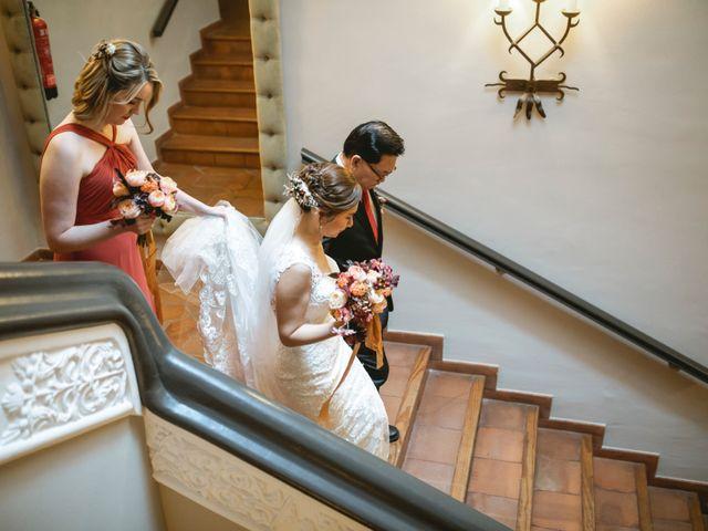 La boda de Calum y Sze San en Cuenca, Cuenca 11