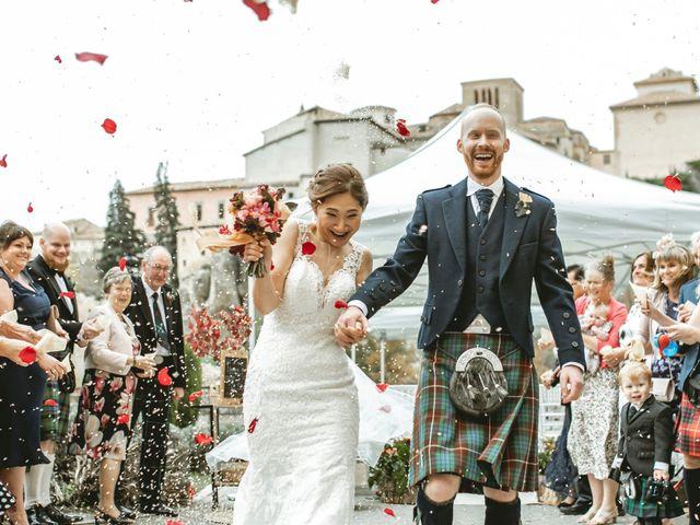 La boda de Calum y Sze San en Cuenca, Cuenca 14