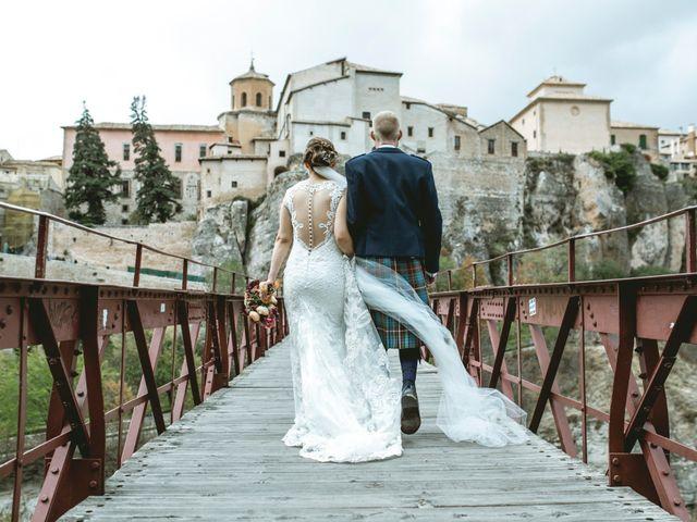La boda de Calum y Sze San en Cuenca, Cuenca 1