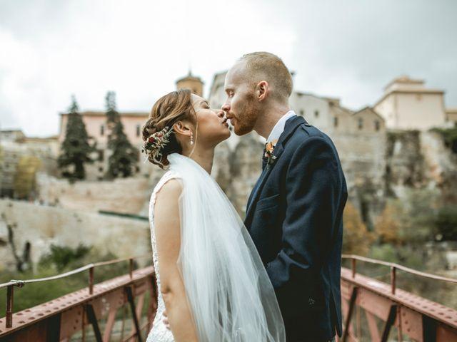 La boda de Calum y Sze San en Cuenca, Cuenca 15