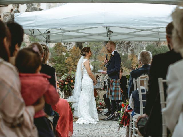 La boda de Calum y Sze San en Cuenca, Cuenca 20