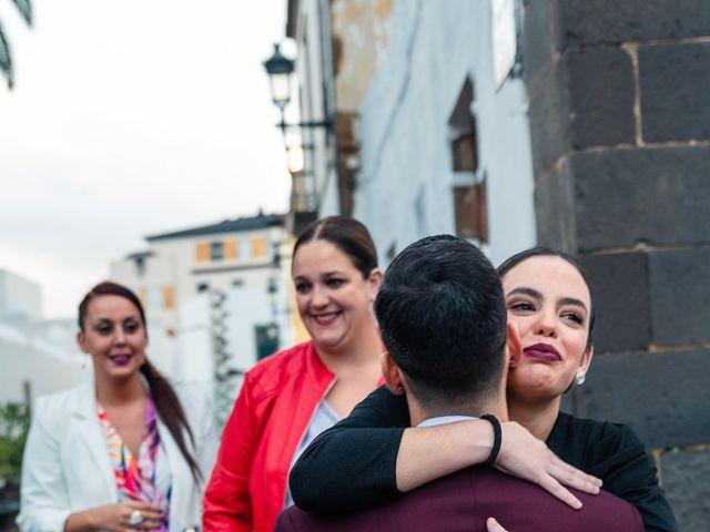 La boda de Miguel Angel y Yanira en Telde, Las Palmas 7