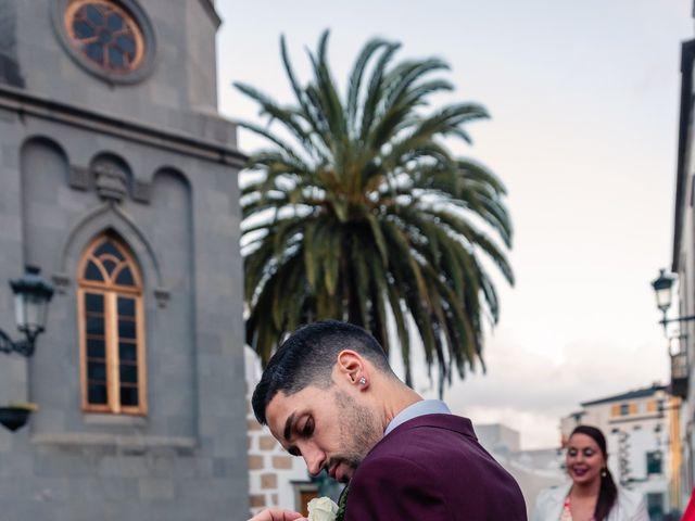 La boda de Miguel Angel y Yanira en Telde, Las Palmas 8