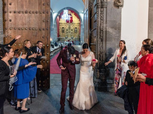 La boda de Miguel Angel y Yanira en Telde, Las Palmas 32