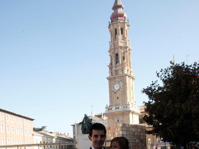 La boda de Fernando y Milagros en Zaragoza, Zaragoza 6