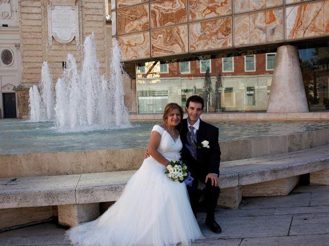 La boda de Fernando y Milagros en Zaragoza, Zaragoza 8