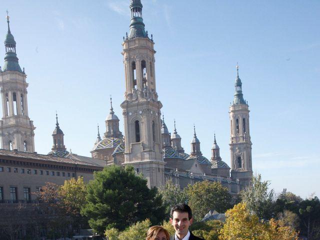 La boda de Fernando y Milagros en Zaragoza, Zaragoza 9