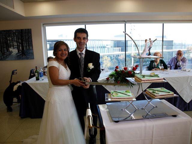 La boda de Fernando y Milagros en Zaragoza, Zaragoza 13