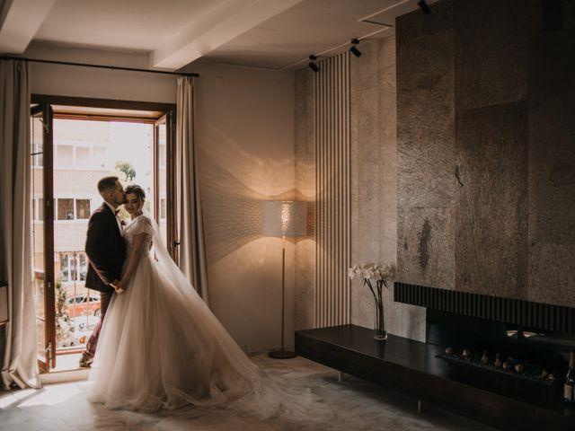 La boda de Alehandro y Vicky en Granada, Granada 22