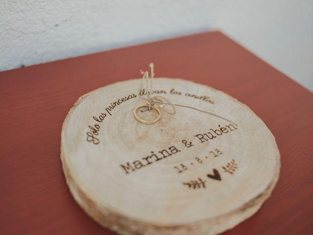 La boda de Rubén y Marina en Pueblo Los Cerralbos, Toledo 9