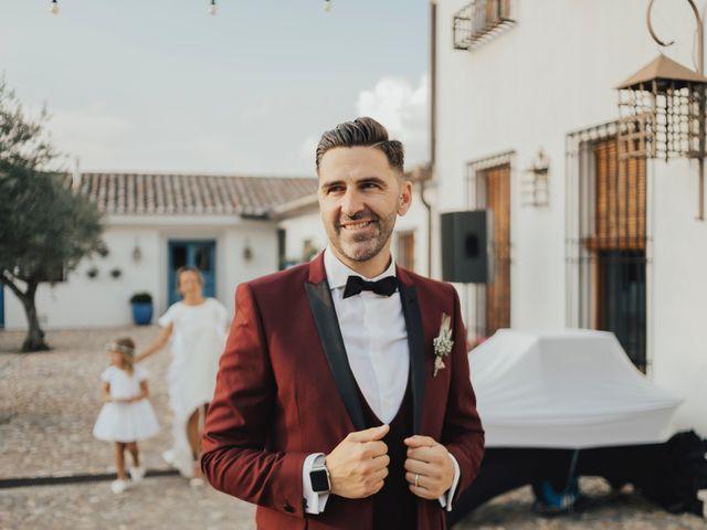 La boda de Rubén y Marina en Pueblo Los Cerralbos, Toledo 15