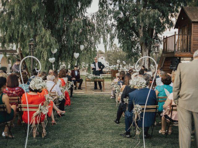 La boda de Rubén y Marina en Pueblo Los Cerralbos, Toledo 16