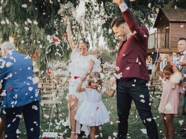 La boda de Rubén y Marina en Pueblo Los Cerralbos, Toledo 20