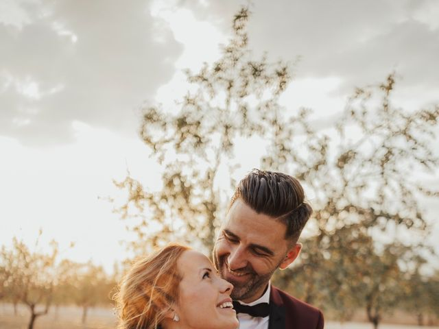 La boda de Rubén y Marina en Pueblo Los Cerralbos, Toledo 24