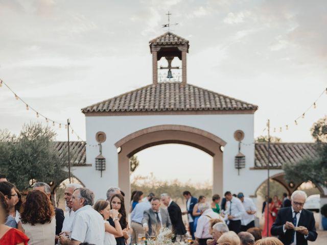 La boda de Rubén y Marina en Pueblo Los Cerralbos, Toledo 30