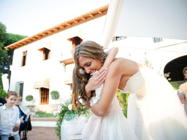 La boda de Carlos y Mireia en Sant Vicenç De Montalt, Barcelona 15