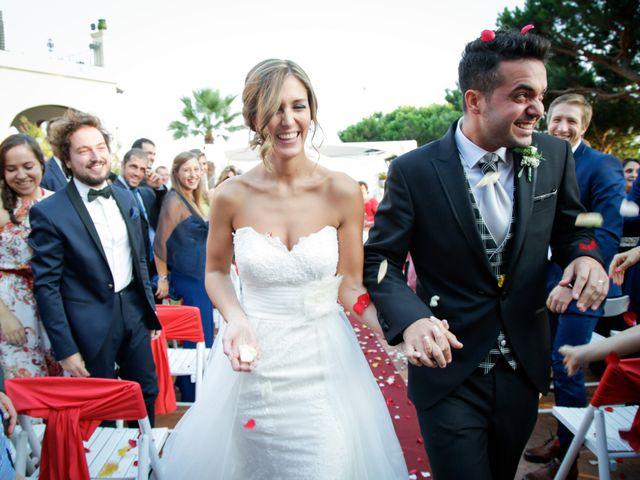 La boda de Carlos y Mireia en Sant Vicenç De Montalt, Barcelona 16