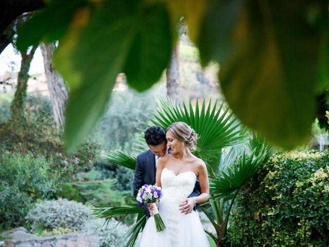 La boda de Carlos y Mireia en Sant Vicenç De Montalt, Barcelona 20