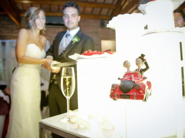 La boda de Carlos y Mireia en Sant Vicenç De Montalt, Barcelona 25