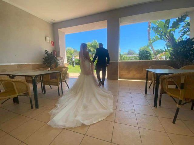 La boda de Aroa y Alex