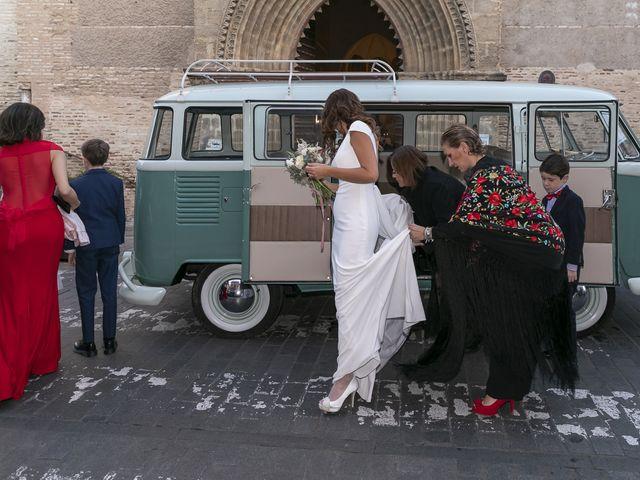 La boda de Gareth y Marta en Sevilla, Sevilla 16
