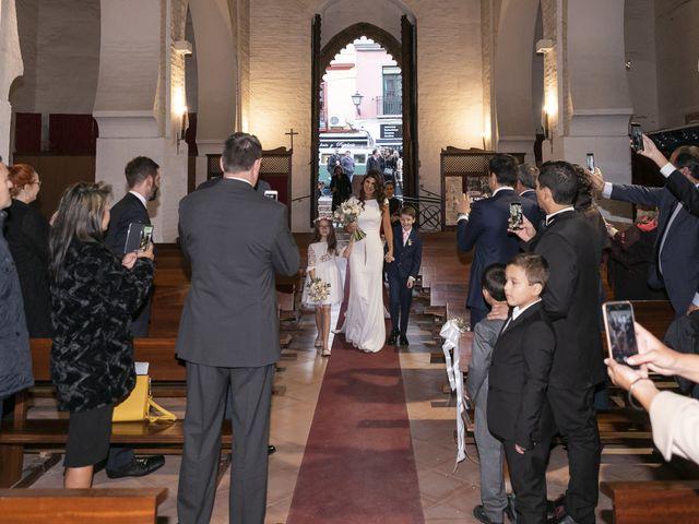 La boda de Gareth y Marta en Sevilla, Sevilla 19