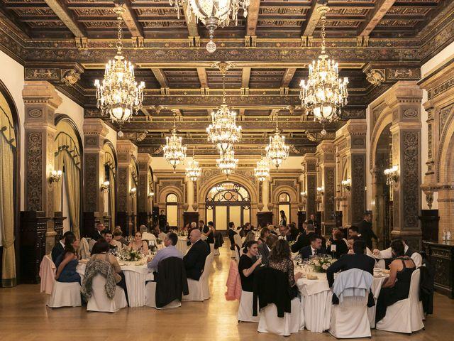 La boda de Gareth y Marta en Sevilla, Sevilla 2
