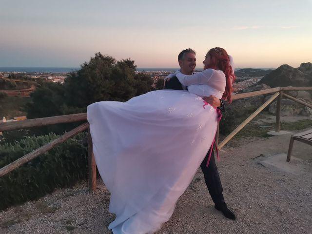 La boda de Mario y Isabel  en Velez Malaga, Málaga 2