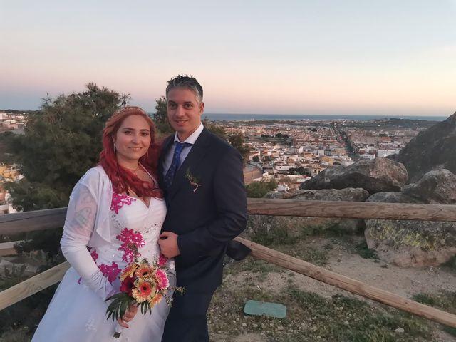 La boda de Mario y Isabel  en Velez Malaga, Málaga 4