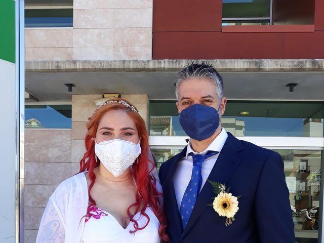 La boda de Mario y Isabel  en Velez Malaga, Málaga 7