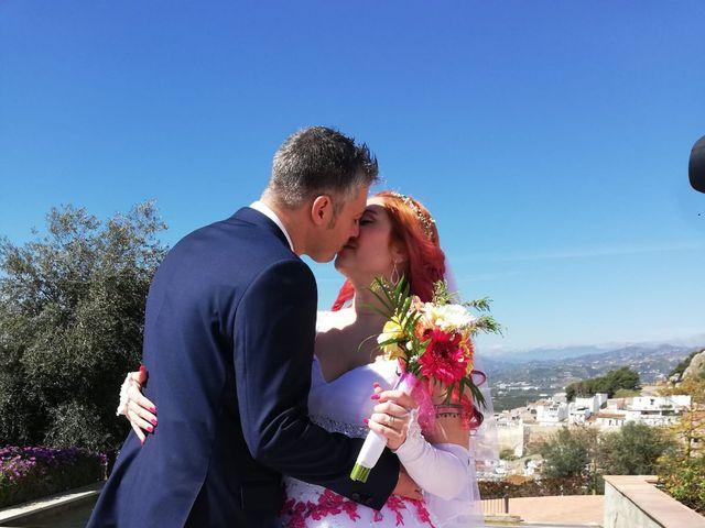 La boda de Mario y Isabel  en Velez Malaga, Málaga 1