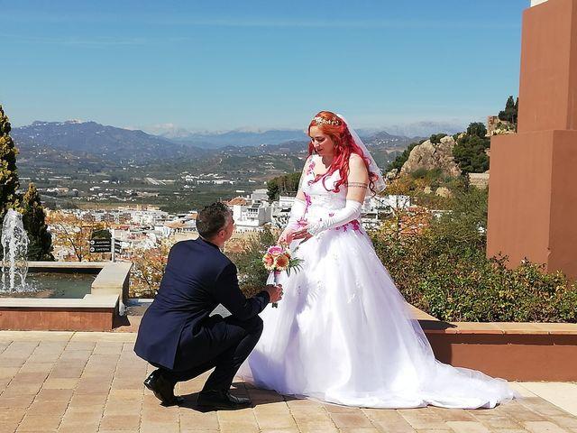 La boda de Mario y Isabel  en Velez Malaga, Málaga 8