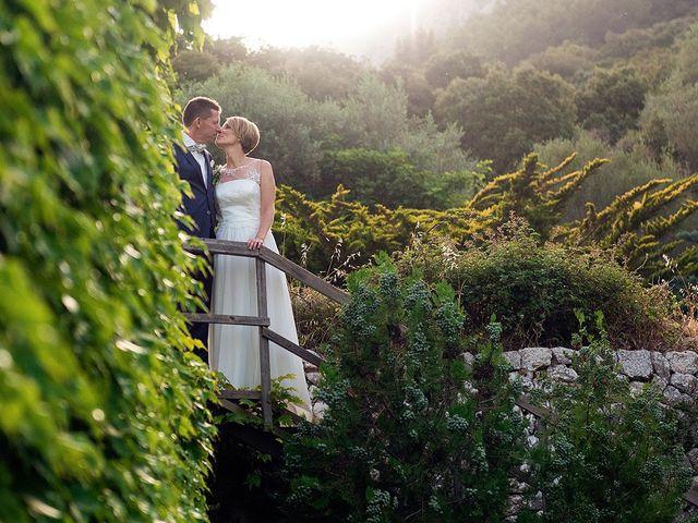 La boda de Mikel y Dorothy en Bunyola, Islas Baleares 8