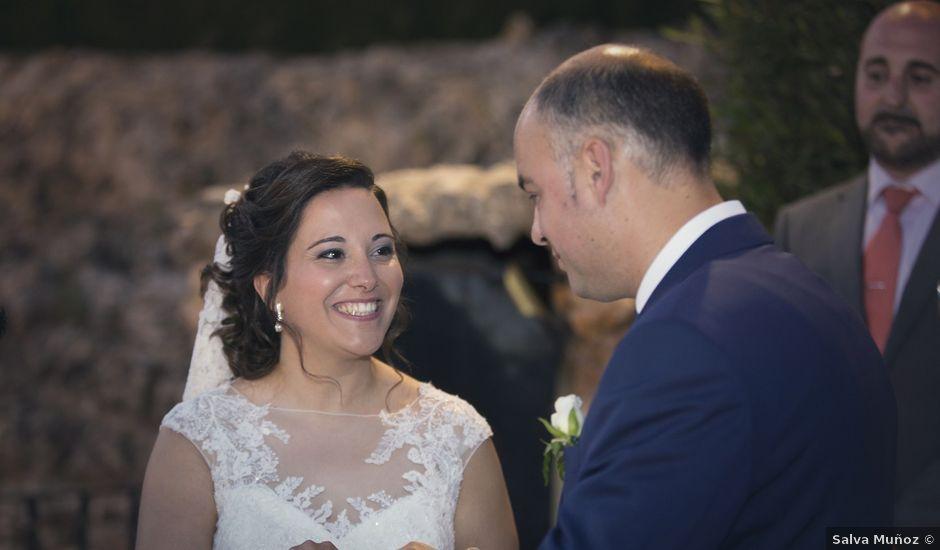 La boda de Vicente y Maria en Benigánim, Valencia