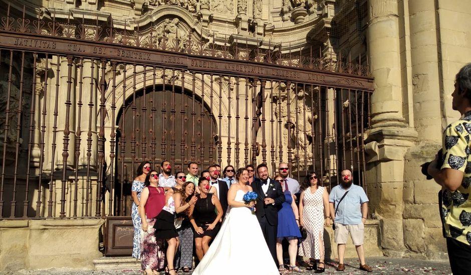 La boda de Alberto y Sara en Logroño, La Rioja
