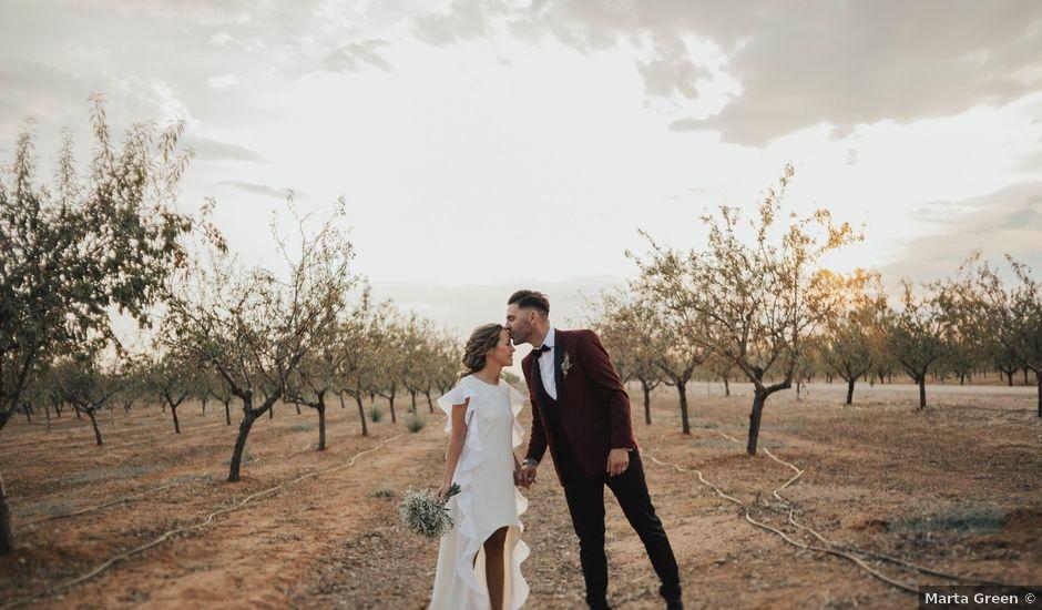 La boda de Rubén y Marina en Pueblo Los Cerralbos, Toledo