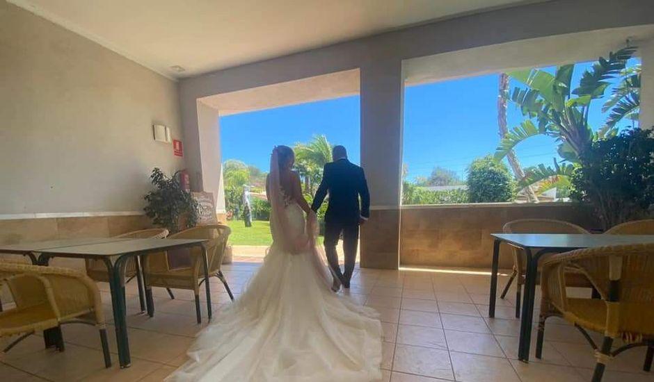 La boda de Alex y Aroa en Algeciras, Cádiz