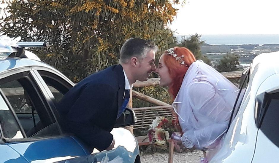 La boda de Mario y Isabel  en Velez Malaga, Málaga