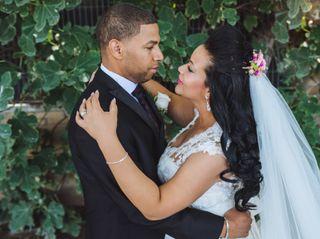 La boda de Daniela y Edwin