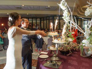 La boda de Mª Ángeles y Sergio 1