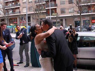 La boda de Eli y Oscar