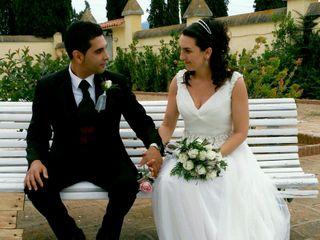 La boda de Elisabet y José Manuel