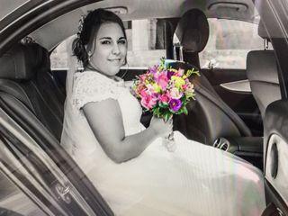 La boda de Veronica  y Miguel Ángel  1