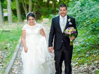 La boda de Veronica  y Miguel Ángel