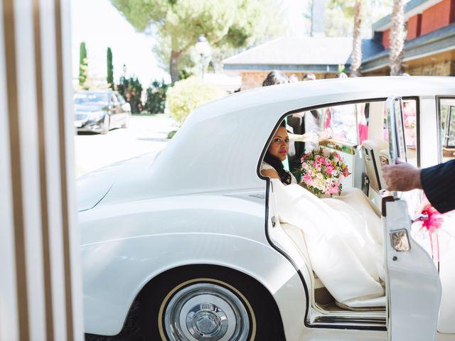 La boda de Edwin y Daniela en Griñon, Madrid 49