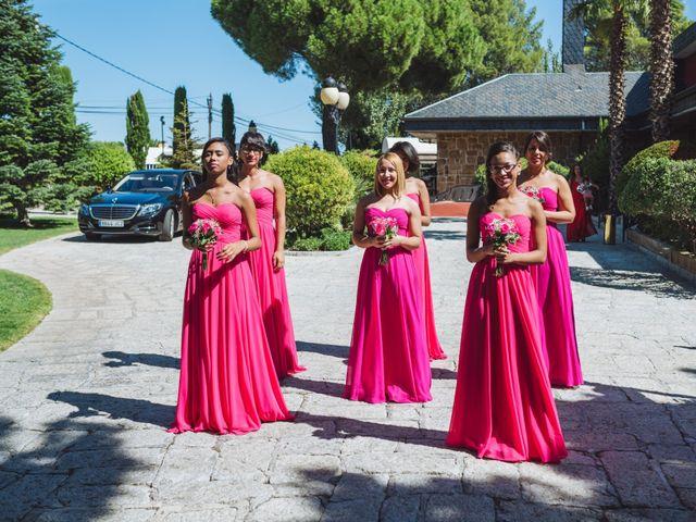 La boda de Edwin y Daniela en Griñon, Madrid 51