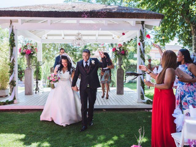 La boda de Edwin y Daniela en Griñon, Madrid 57
