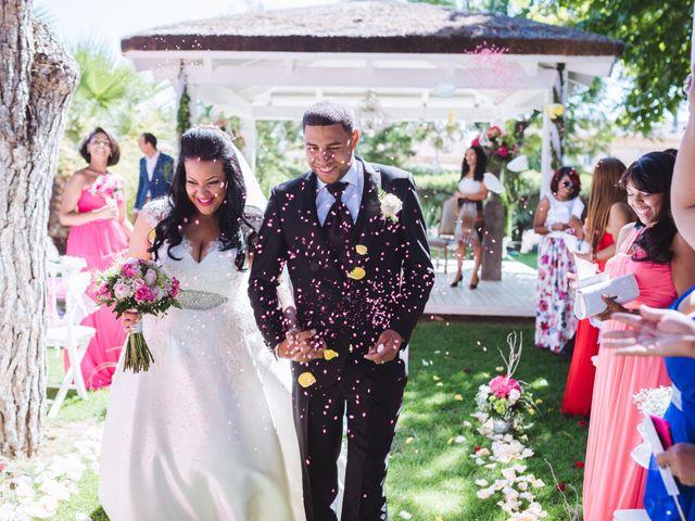 La boda de Edwin y Daniela en Griñon, Madrid 58